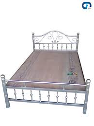 Stainless steel furniture designs Luxury Designer Ss Bed Wraisecom Designer Ss Bed At Rs 20000 pieces Ss Beds Stainless Steel Ke