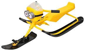 Купить <b>Снегокат Snow Moto MINION</b> Despicable ME желтый по ...