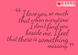 I Love You So Much Quotes New I Love You So Much Quotes [48 Short Romantic Quotes]