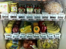 Fresh Fruit Packaging For Vending Machines Interesting Vending Machine Magex SMART Fruit Vegetables Inter Confort