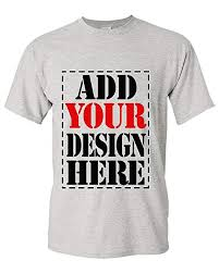 Making Own Tshirts Design Your Own Shirt Customized T Shirt Add Your Picture Photo Text Print