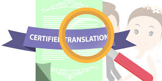 Certificate Do Need Who Marriage Translation I A Can It Of Certified