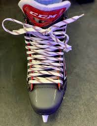 Hockey Lace Size Chart How To Lace Ice Hockey Skates