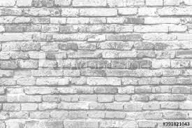 modern white vintage brick wall texture