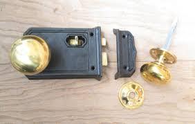 antique looking door knobs. Modren Door Old English Victorian Retro Vintage Style Rim Latch  Door Knob Set Throughout Antique Looking Door Knobs R