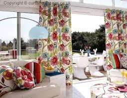 california 5918 by prestigious textiles in a curtain