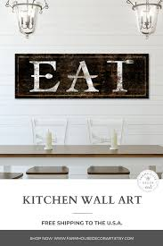 Sale floral cow wood wall decor was: Rustic Kitchen Wall Decor Faux Metal Rusty Eat Sign Vintage Etsy Rustic Kitchen Wall Decor Kitchen Wall Decor Wall Decor