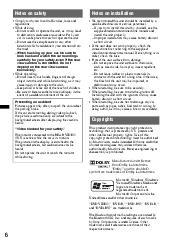 sony xav 70bt 7 inch avc research operating instructions