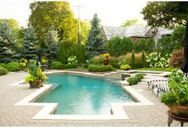 beautiful backyard pools.  Beautiful Geometric Pool Intended Beautiful Backyard Pools