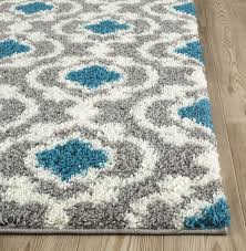 extraordinary ideas turquoise and gray rug marvelous com rug cozy moroccan trellis indoor area rugs circular grey blue teal brown red