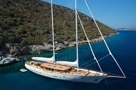 Modern Classic Yacht Design 40m Archipelago Modern Classic Sailing Yacht Zanziba At