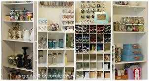Sewing Room Storage Cabinets Craft Room Tour Organize And Decorate Everything
