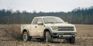2013 Ford Truck Color Chart 2013 Ford F 150 Svt Raptor Supercab Test Review