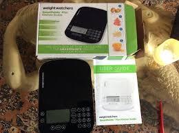 weight watchers points scales smart plan kitchen new