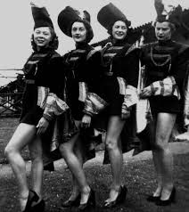 """No brands 😴 wear your own😫 on Twitter: """"Ivy Benson & her all female big  band, who had to fight male prejudice for bookings but traveled the world  !!… """""""