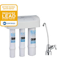 Under Sink Filter Systems Water Purifier Under Sink Filtration System Whirlpool