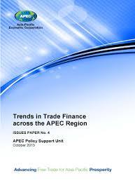 apec publications trends in trade finance across the apec region