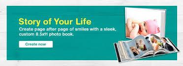 Create Custom, Personalized Photo Books | Walgreens Photo
