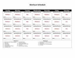 Workout Spreadsheet Workout Calendar Template Excel My Spreadsheet Templates Widama Us