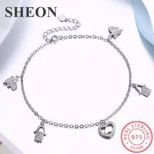 Ankle Foot Jewelry Silver <b>925</b> Promotion-Shop for Promotional ...