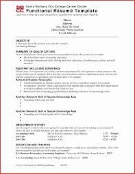 51 Unique Combination Resume Examples Resume Templates 2018 Utah