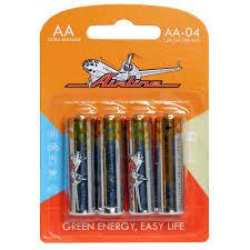 <b>Батарейки</b> LR6/<b>AA</b> щелочные 4 шт. блистер, купить, цена 106 ...