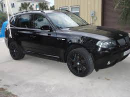 All BMW Models blacked out bmw x3 : Project MurdeR