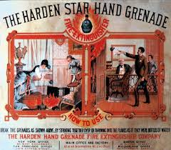 harden hand grenade
