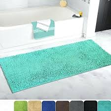 non slip bath rug inch bathroom shower mat machine washable mats with water absorbent soft