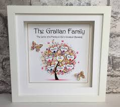 home and furniture alluring family tree frame on personalised gift family tree frame maxempanadas