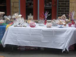 Bake Sale Display Bake Sale Display Running Reckless