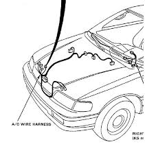 wire tuck honda tech other wiring b c it s all in one strand and all enters the cockpit at one point in the upper left of the firewall here s the crx manual s diagram of