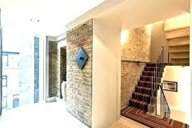 indoor brick wall cost of per square foot flooring cleaning indoor brick wall