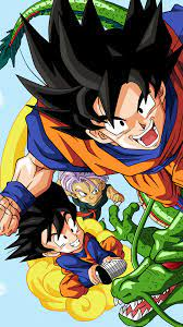 Dragon Ball Z IPhone Wallpapers and HD ...