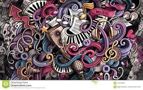 Doodle Art Colored Wallpaper Hd