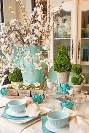 Guest Blogger: Spring Garden Ideas for your Indoor/Outdoor Home -. Table  ScapesLunch Table SettingsBlue ...