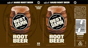 anheuser busch is launching their own hard root beer