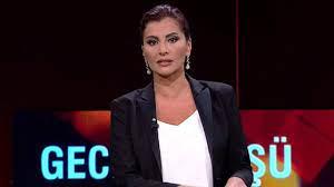 Gazeteci Hande Fırat trafik kazası geçirdi