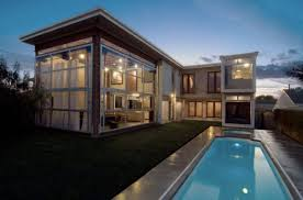Custom container home