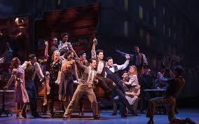 Berglund Performing Arts Theatre Seating Chart An American In Paris Roanoke Tickets Berglund Performing