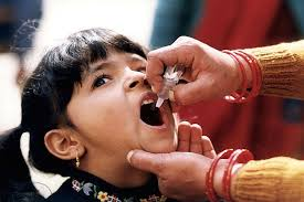 who we could eliminate polio in the next year business insider girl receives polio vaccine