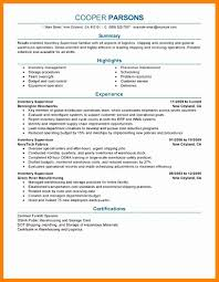 Warehouse Supervisor Job Description For Resume Supervisor Resume Manufacturing Manager Cover Letter Product Sevte 90