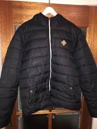 men s jack jones coat size large