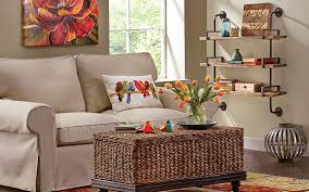 spring decorating ideas for your living