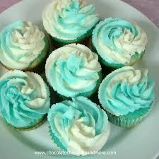 Jello Swirl Cupcakes With Jello Buttercream Icing Chocolate