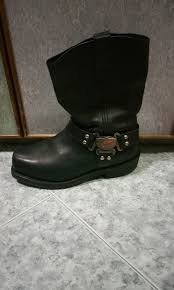 harley davidson leather boot men s fashion footwear boots on carou