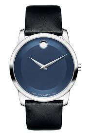 movado museum dial watch ready for a return movado thinks so its movado museum dial watch ready for a return movado thinks so its history