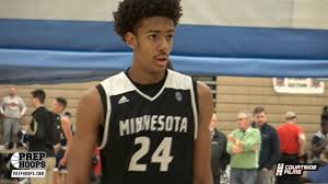 2019 PF Zeke Nnaji Highlights From The ...