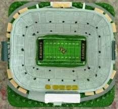 Ucf Football Stadium Replica This Quality Crafted Limited