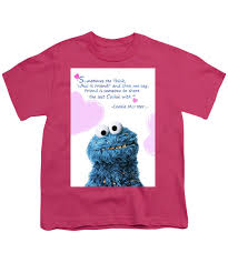 Friendship Is Cookie Monster Cute Friendship Quotes 6 Youth T Shirt